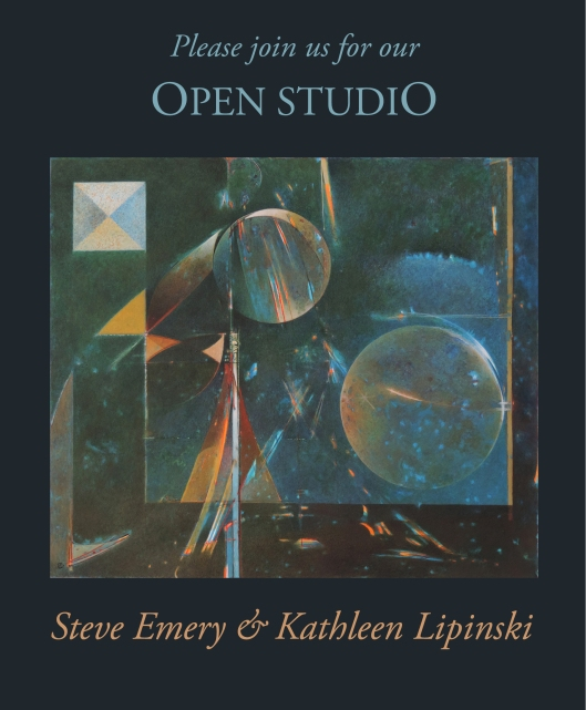 announcement of the Emery & Lipinski open studio